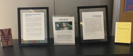 La bibliothèque de François de Chantal
