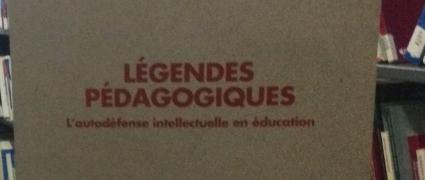Légendes pédagogiques (2013)